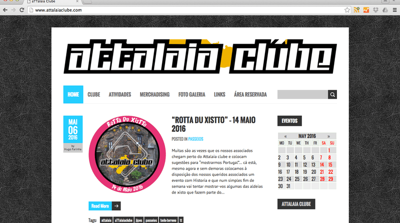 Website attalaiaclube