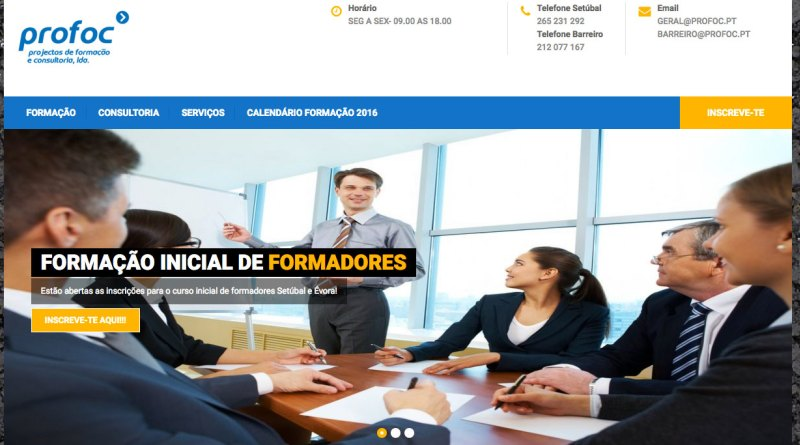 Website Profoc