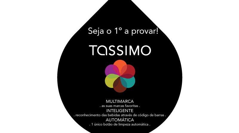 Convite Lançamento Tassimo em Portugal