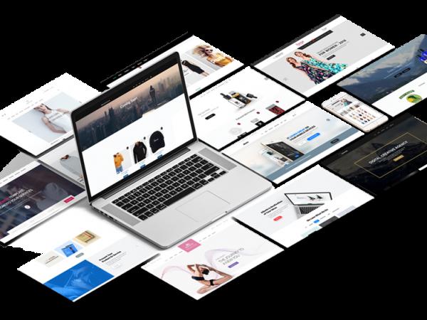 website em 4 passos