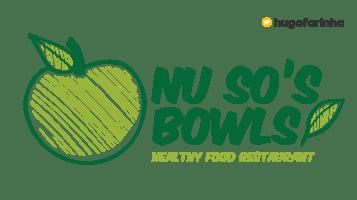 Logotipo Nu So's Bowls